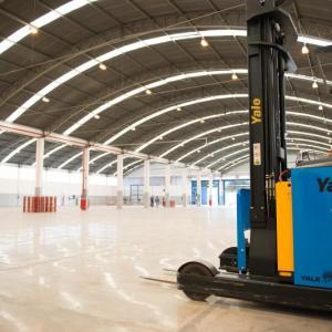 Equipamentos para piso industrial