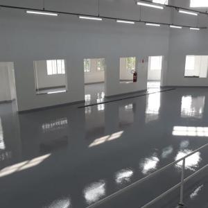 Revestimento epoxi para piso
